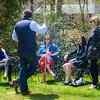 Phillips Contemporaries, Artist Studio Visit, Andy Yoder, April 2015, photo by Ben Droz