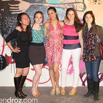 Mona Yeh, Courtney Brown, Erica Schlaikjer, Carolyn Greenspan, Jacqueline Levine. . Before construction begins on a new restaurant in the heart of Georgetown, the Water Street Project is hos ...