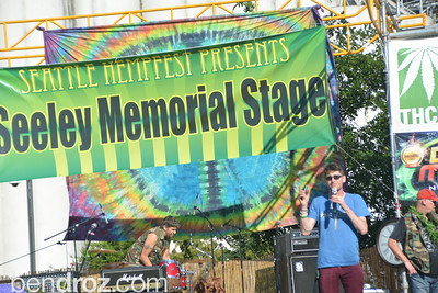 SEATTLE HempFest 2014